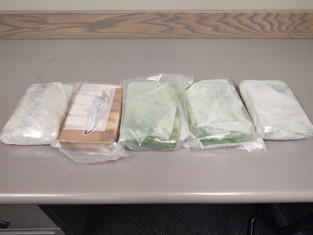 Troopers locate 11 lbs. of fentanyl in I-80 traffic stop