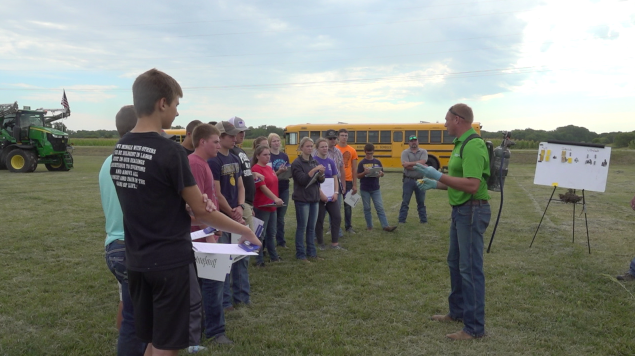 """FFA Farmers Pride Field Day: First of its kind event gives students """"real-life"""" experiences"""