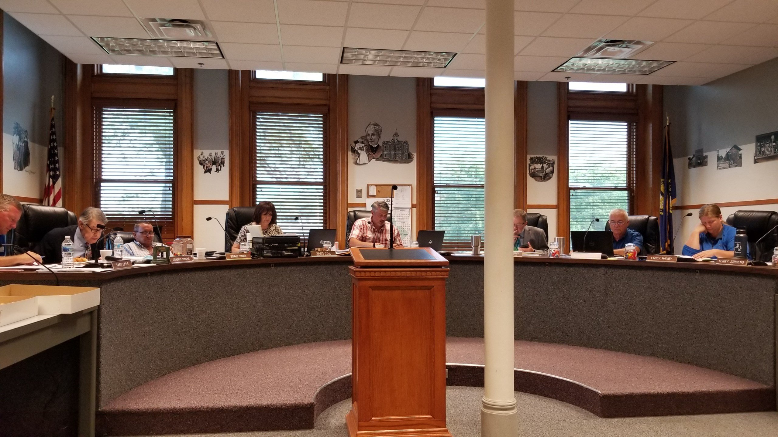 Small increase expected in this year's Gage County Government budget