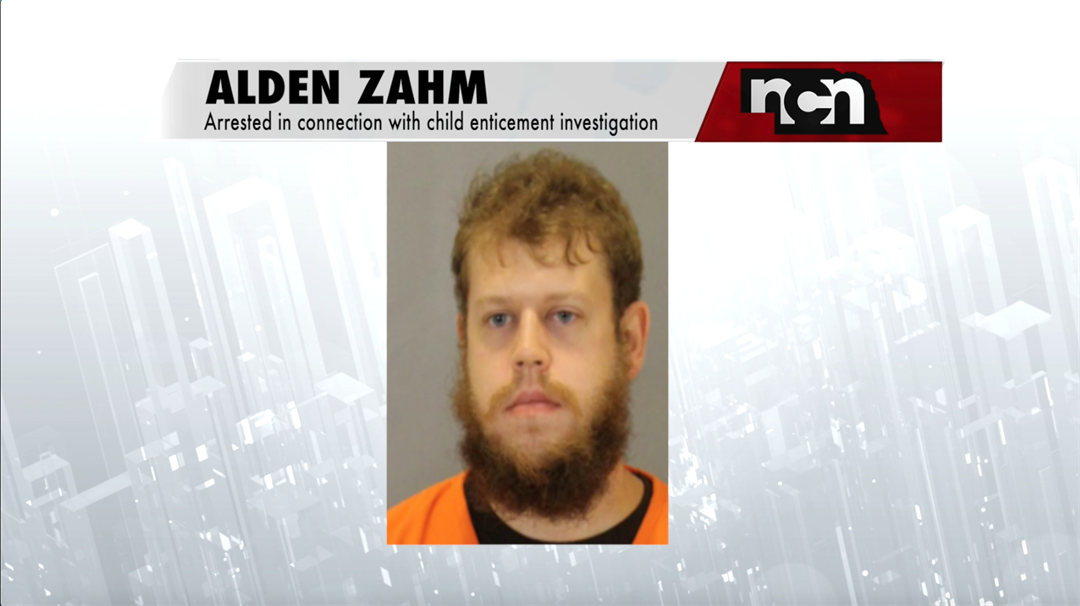 Omaha man facing charges for alleged child enticement