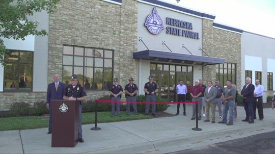 Nebraska State Patrol unveils new headquarters in north Lincoln