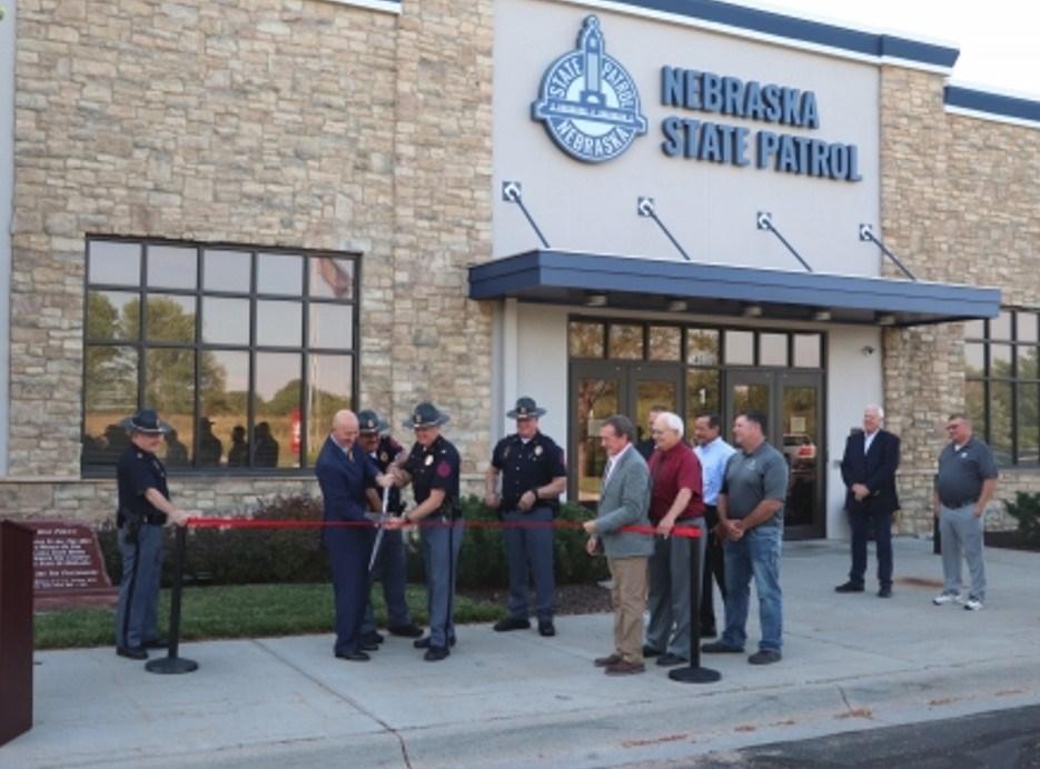 Nebraska State Patrol in new Lincoln Headquarters facility