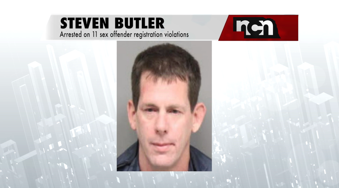 Man with multiple sex offender registration violations arrested outside courtroom