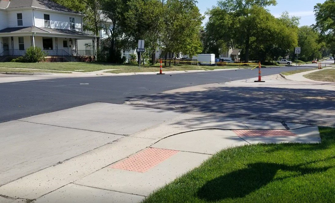 Beatrice street sealing work, repairs on Second Street wrapping up