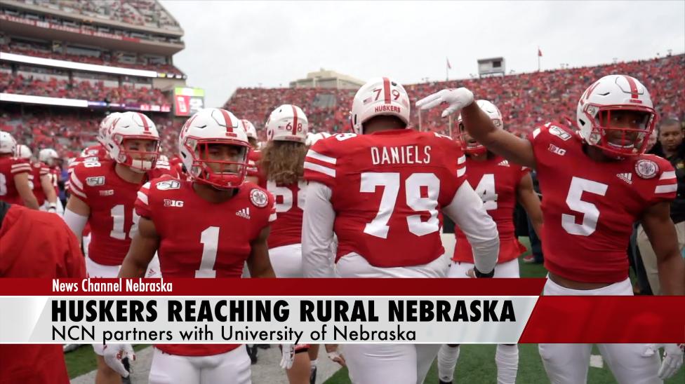 NCN announces partnership with Huskers to further serve rural Nebraska