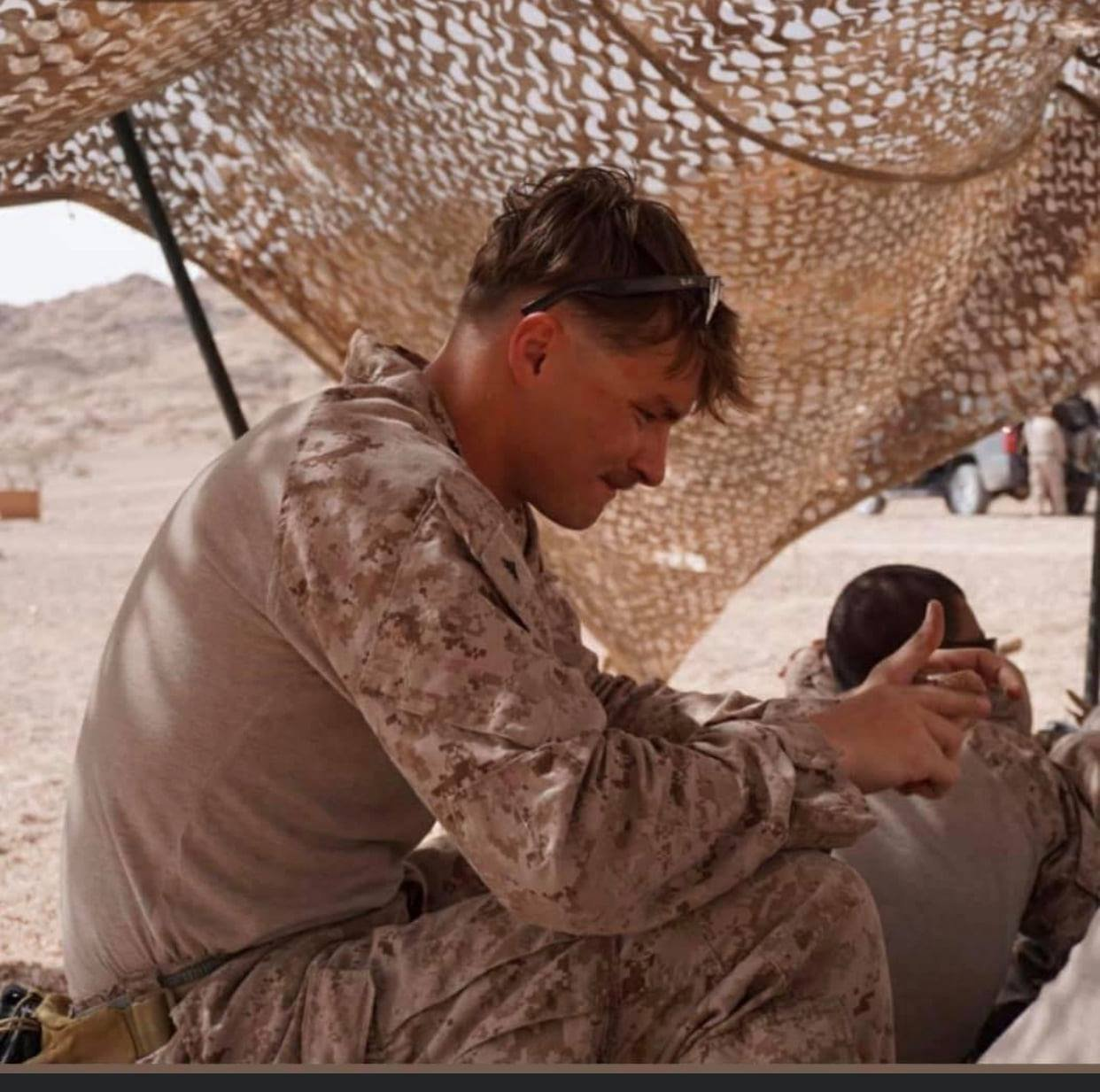Family of fallen Marine Cpl. Page posts statement