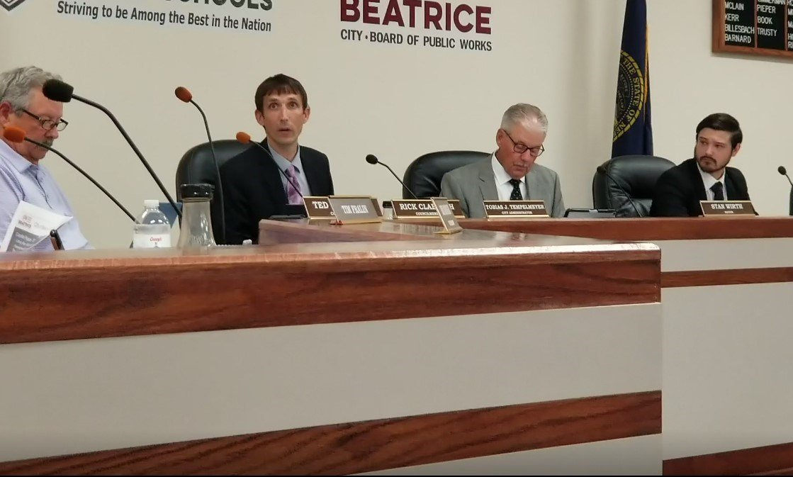 City of Beatrice new budget would lower property tax rate