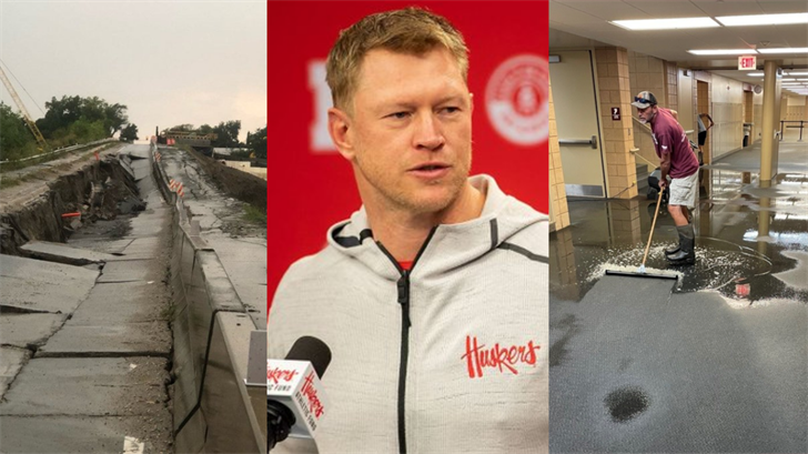 Husker sellout streak in jeopardy, schools close for flooding, and more: All of the biggest stories from across Nebraska