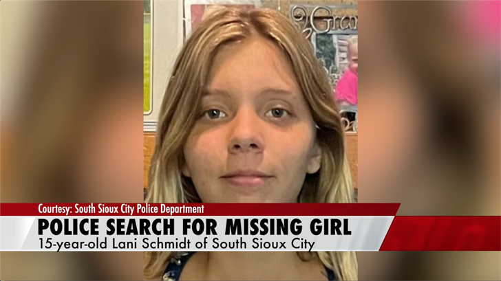 Police searching for missing South Sioux City teen