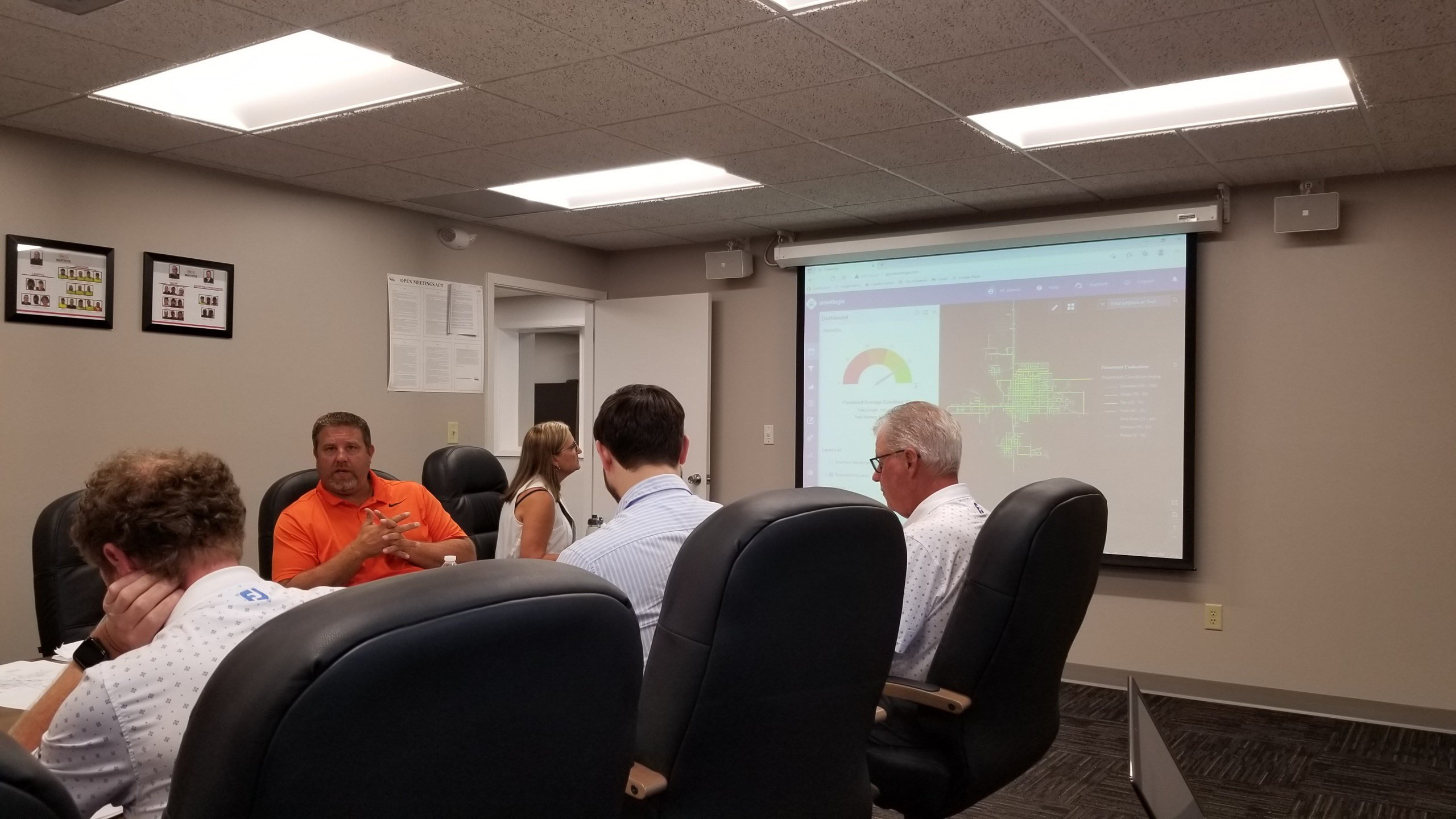 Board of Public Works sends street plan to Beatrice City Council