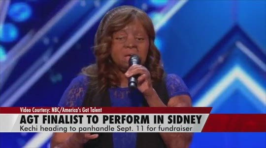 America's Got Talent finalist to perform in Sidney for CASA fundraiser
