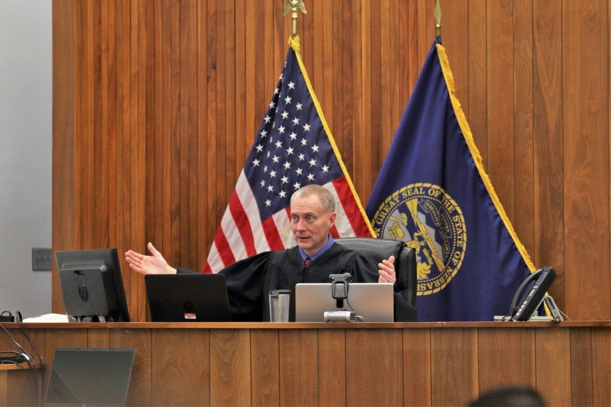 Sidney district judge sits with Nebraska Supreme Court