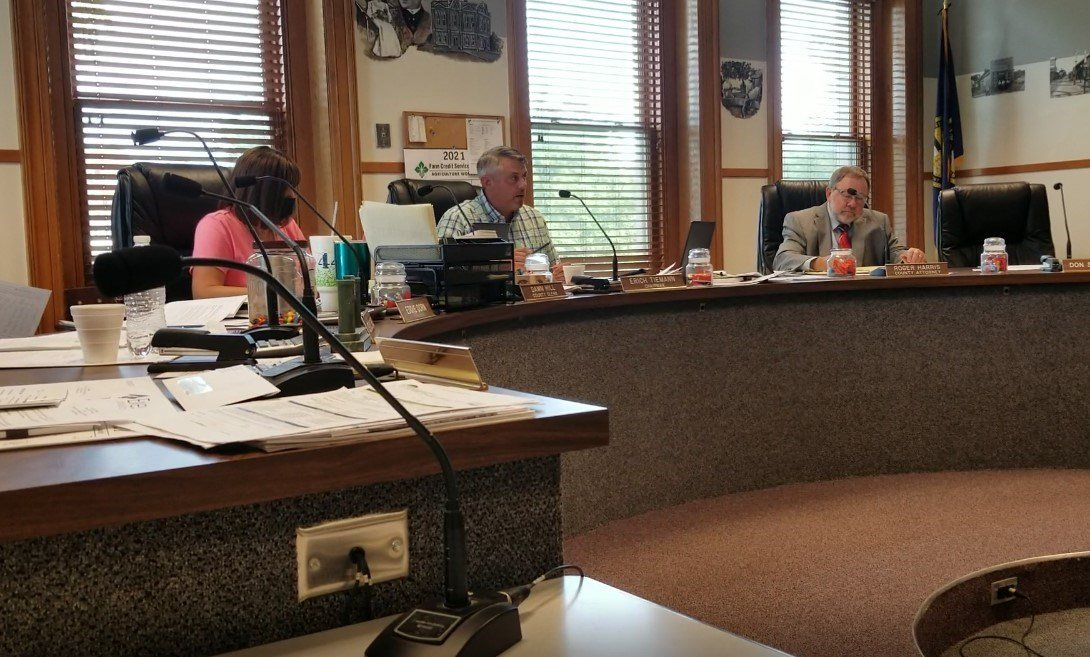 New Gage County government budget, gains approval
