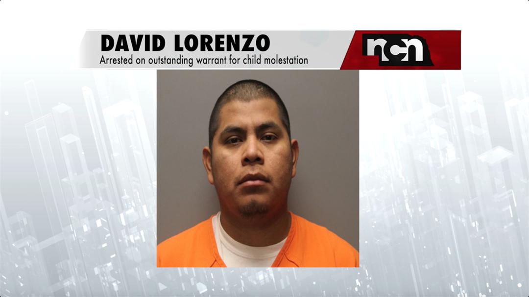Rhode Island man arrested in Nebraska on outstanding warrant