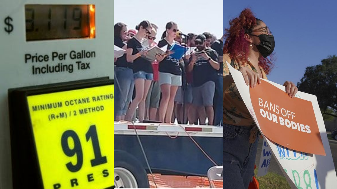 Remembering 9/11, gas prices fluctuating, and more: All of the biggest stories from across Nebraska