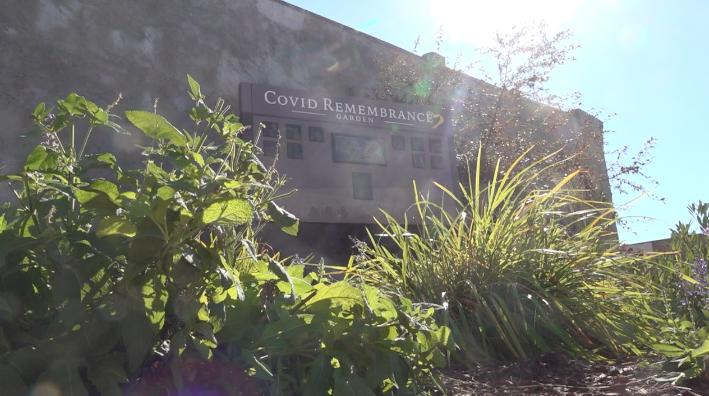 Statewide COVID-19 memorial helping Nebraskans cope