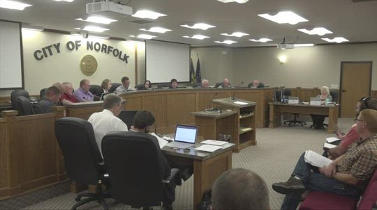 Norfolk passes first reading for annexation plan