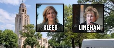 Kleeb: Any GOP 'extreme map' chopping Democrats from Omaha won't fly