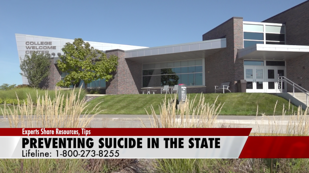 Suicide trends decline, Nebraska experts share resources