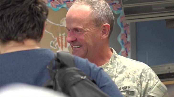 Nebraska veteran was at Pentagon on 9/11, shares experience with Fairbury students