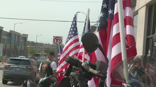 Fallen Nebraska Marine returns home