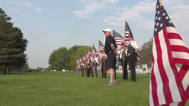 Veterans speak out about suicide prevention, reflect on 9/11