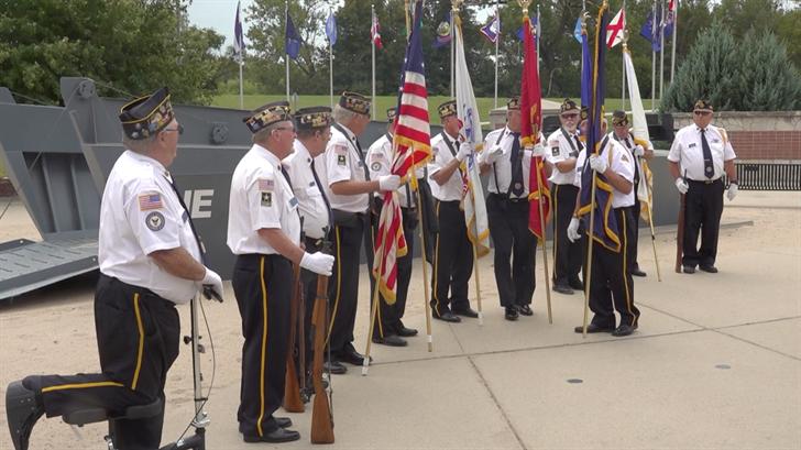 Andrew Jackson Higgins Memorial celebrates 20th anniversary