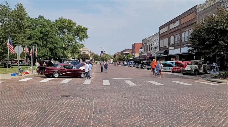 Fairbury City Museum hosts 10th annual Car Show