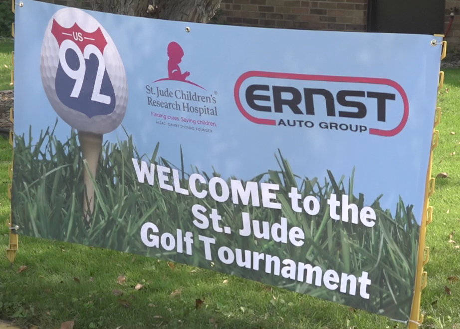 US 92 puts on 2nd annual St. Jude Golf Outing fundraiser