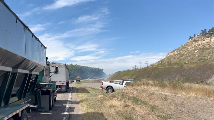 Wyoming man arrested for DUI after Highway 30 crash
