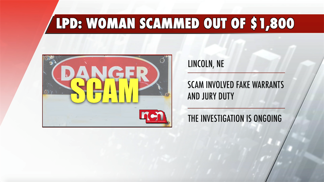 Woman out nearly 2K for 'jury duty' scam