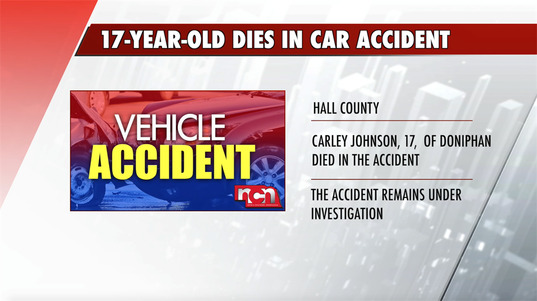 UPDATE: One dead on I-80 after car accident in Hall County