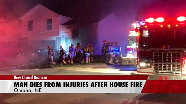 UPDATE: Man hurt in fire dies from injuries