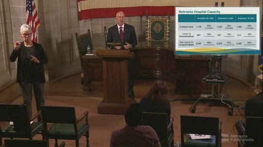 Ricketts: Splitting Omaha voters a good thing