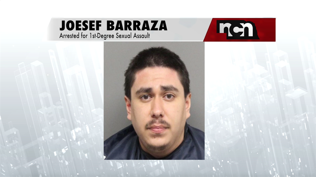 Man arrested for alleged sexual assault