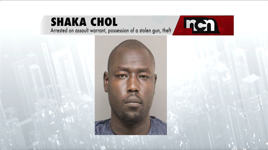 Man arrested on warrant, has additional charges tacked on