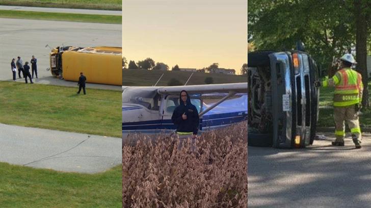 Ryan Larson case goes national, emergency plane landings, and more: All of the biggest stories from across Nebraska