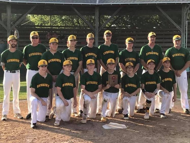 Syracuse and Imperial open Class C Junior Legion State
