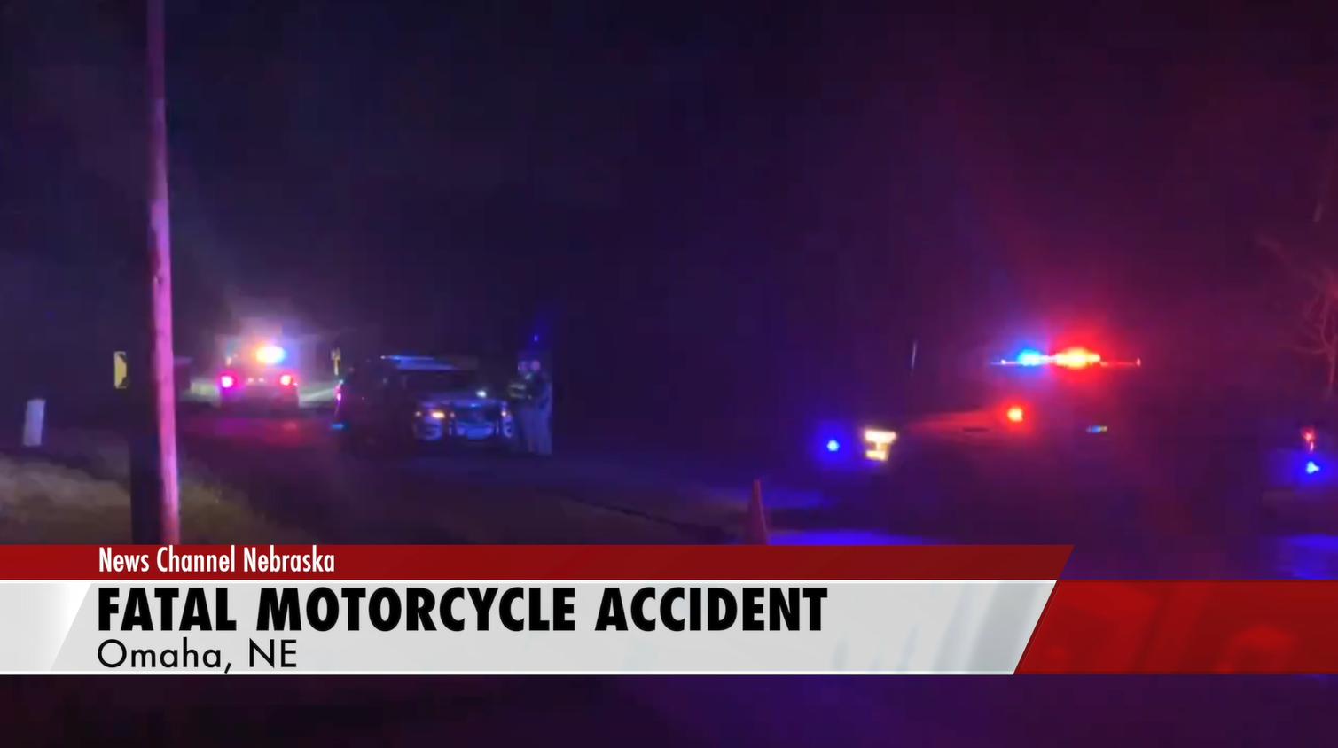UPDATE: fatal Omaha Motorcycle crash - NEWS CHANNEL NEBRASKA