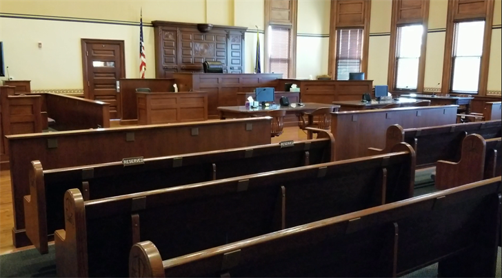 Gage County Preparing for Murder Trial Moved From Nemaha