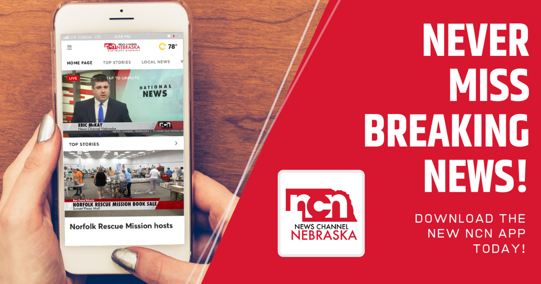 The NCN App is Now Available - NEWS CHANNEL NEBRASKA