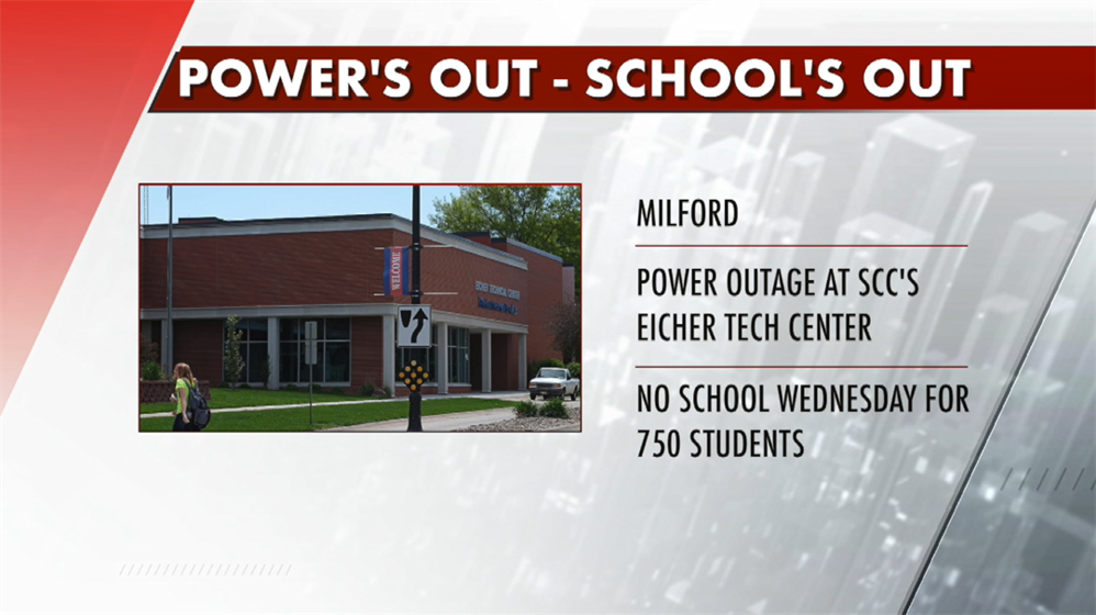 Power outage forces campus closure - NEWS CHANNEL NEBRASKA