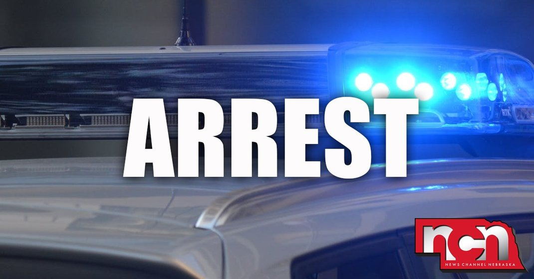 Crete Man Arrested On Multiple Charges After Monday Night