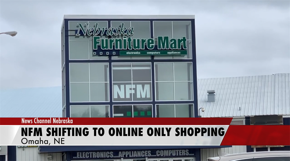 Nebraska Furniture Mart To Close Show