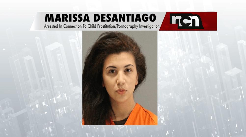 OPD Investigators Make Child Prostitution/Pornography Arrest
