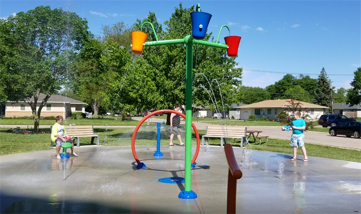 Water is on for season, at Astro Park