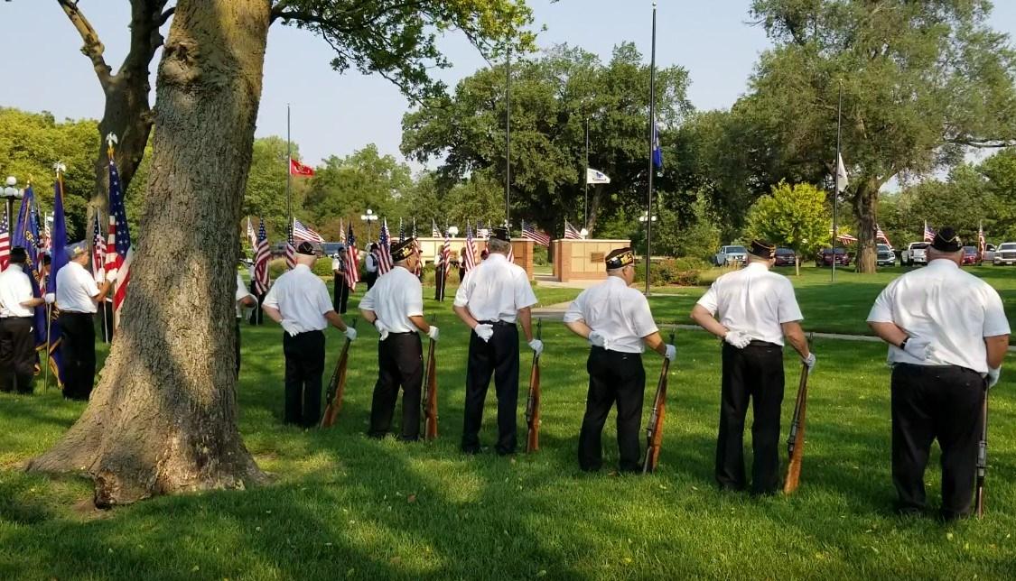 Gage County Veterans, at Veterans Memorial Park